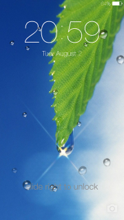 Lock screen(live wallpaper) screenshot 10