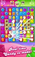 Candy Crush Jelly Saga Screen