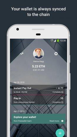 Safe Wallet for Ethereum by Freewallet 1 3 15 Download APK