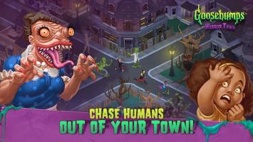 Goosebumps HorrorTown - The Scariest Monster City! Screen