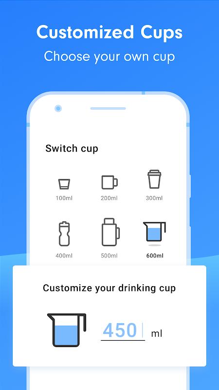 Drink Water Reminder:Weight Loss Helper screenshot 7