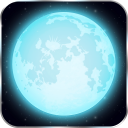 Fasi lunari - Lunar Eclipse Widget Calendario