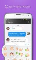 QQ International - Chat & Call Screen