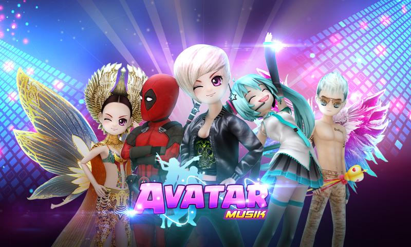 Avatar Musik screenshot 1