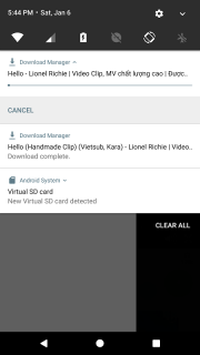 YU Downloader: Download Video screenshot 4