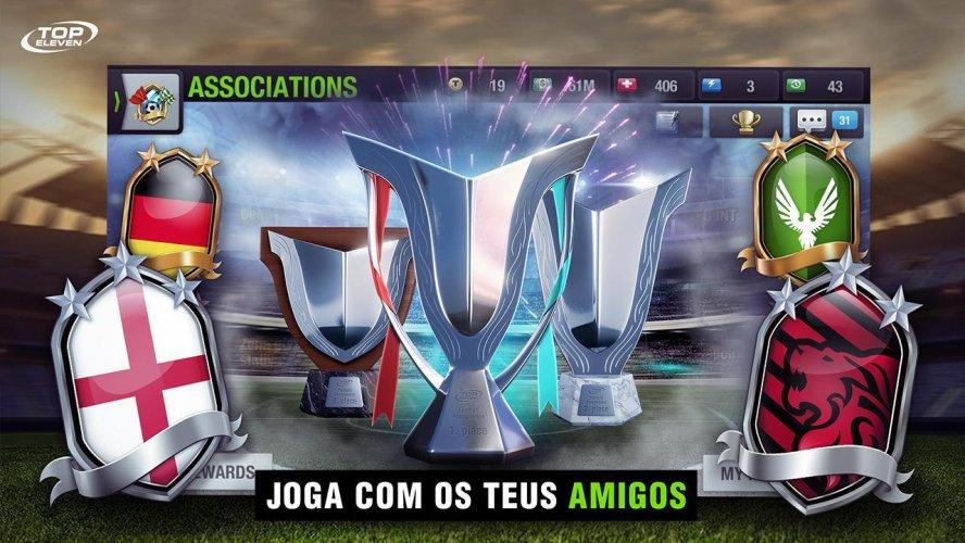 Top Eleven 2020 - Sê Um Treinador de Futebol screenshot 3