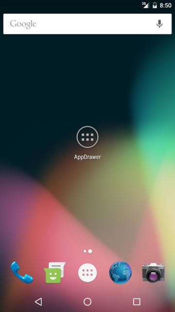 app drawer apk for android aptoide