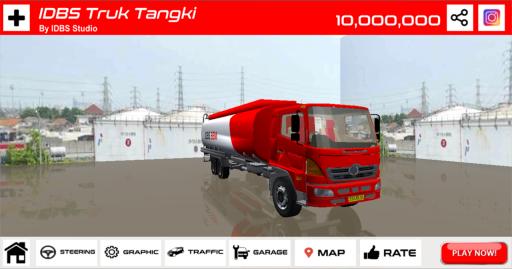 IDBS Truk Tangki screenshot 6
