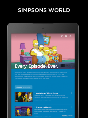 Fxnow Movies Shows Live Tv Screenshot 8