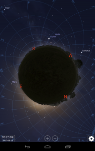 Stellarium Mobile Sky Map screenshot 8