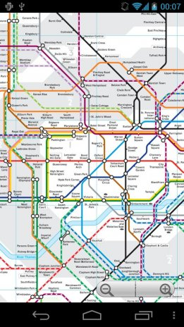 London Tube and Rail Map Free Offline 2019 3 1 Download APK for
