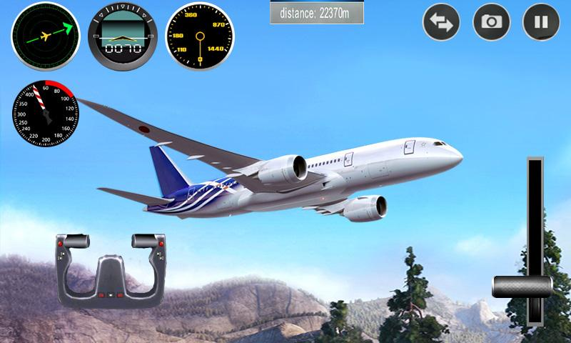 airplane game free download for android