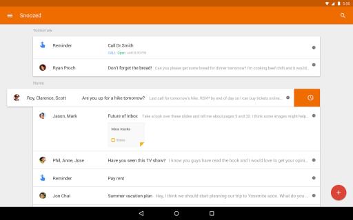 Inbox by Gmail screenshot 10