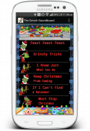 The Grinch Soundboard Screenshot