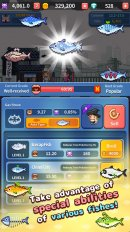 Retro Fish Chef — The Fish Restaurant v 1.13 Мод (Unlimited Gold Coins/Gems) 3