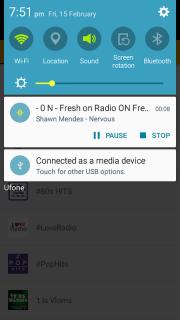 FM Radio Stream screenshot 2