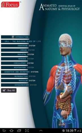 Anatomy & Physiology-Animated 1.8 Download APK for Android - Aptoide