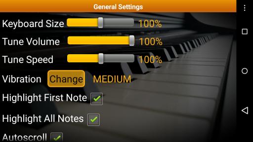 Piano Melody Free screenshot 4
