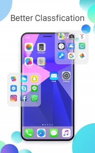 X Launcher for IOS 11: Stylish Theme for Phone X screenshot 10
