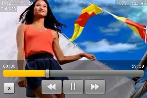 Act 1 Video Player screenshot 1