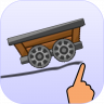 Rail Draw Icon