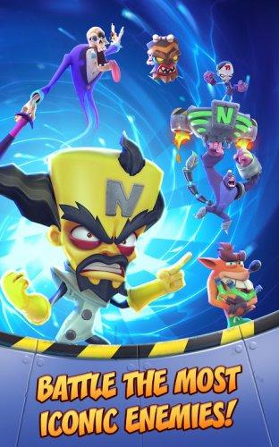 Crash Bandicoot: On the Run! screenshot 18