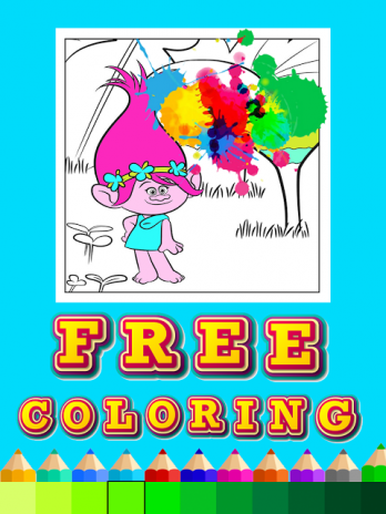 Coloring Book Troll Creator 2.6 Download APK for Android ...