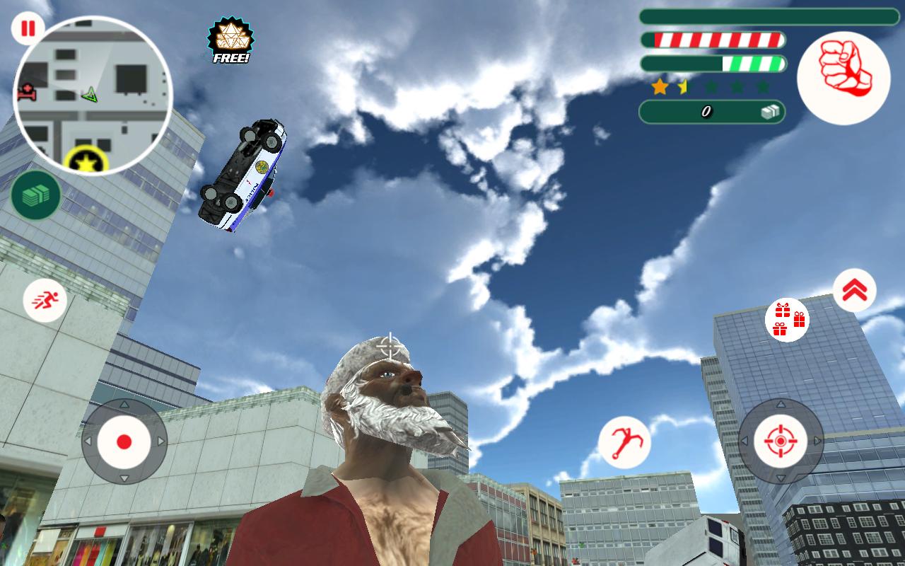 Crime Santa screenshot 2