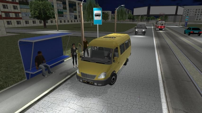 Симулятор маршрутного такси скачать