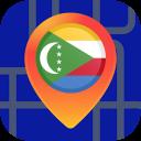 Comores Offline Map