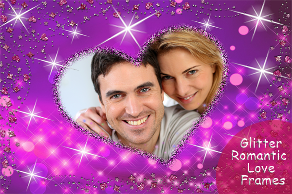 Glitter Romantic Love Frames 1.1 Download APK for Android - Aptoide