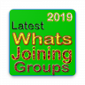 Latest whatsapp group link 2019 Icon