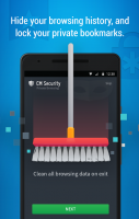 CM Security AppLock AntiVirus Screenshot