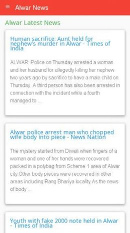 Alwar News 1 0 Download APK for Android - Aptoide