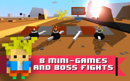 Chicken Jump - Crazy Traffic screenshot 5