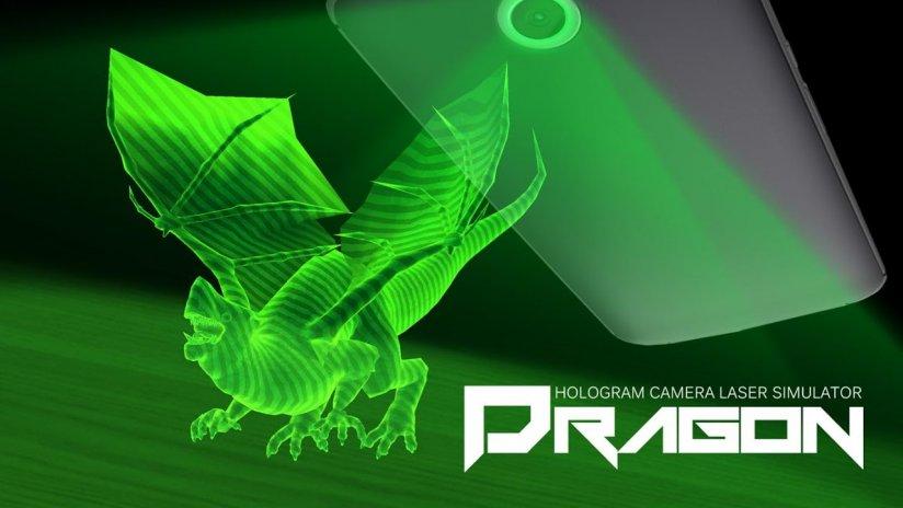 Dragon hologram laser camera 2 Download APK for Android