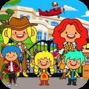 My Pretend Family Mansion -Grande maison de poupée