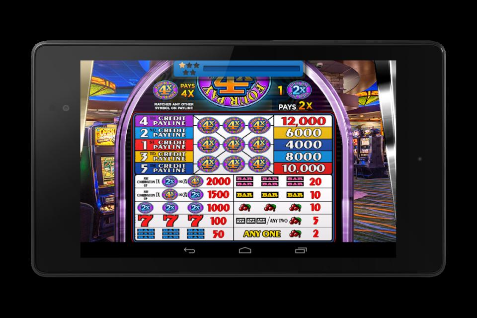 super 5 line slots game