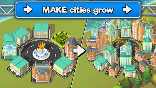Transit King Tycoon  – Transport Empire Builder screenshot 2