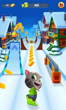 Talking Tom Gold Run 3D Game 3 7 0 359 Download APK for