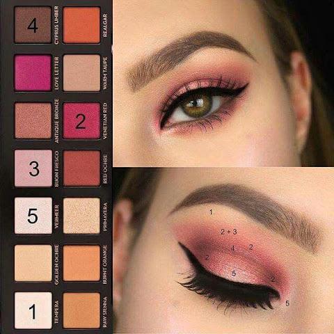 Step by step makeup (lip, eye, face) 💎 screenshot 1