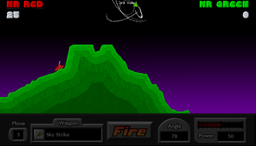 Pocket Tanks screenshot 6