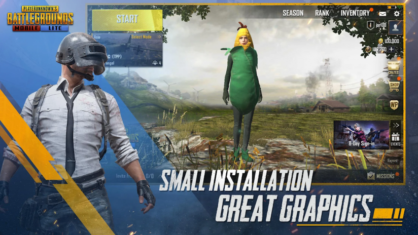 PUBG MOBILE LITE 0 12 0 Download APK for Android - Aptoide