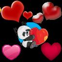 🥰 Adesivi d'amore per whatsapp - WAStickerApps💖