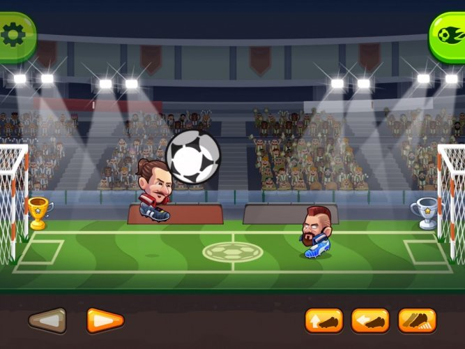 Head Ball 2 - Online Football Game screenshot 9