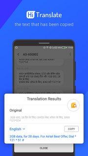 Hi Translate - Whatsapp translate, chat translator, English