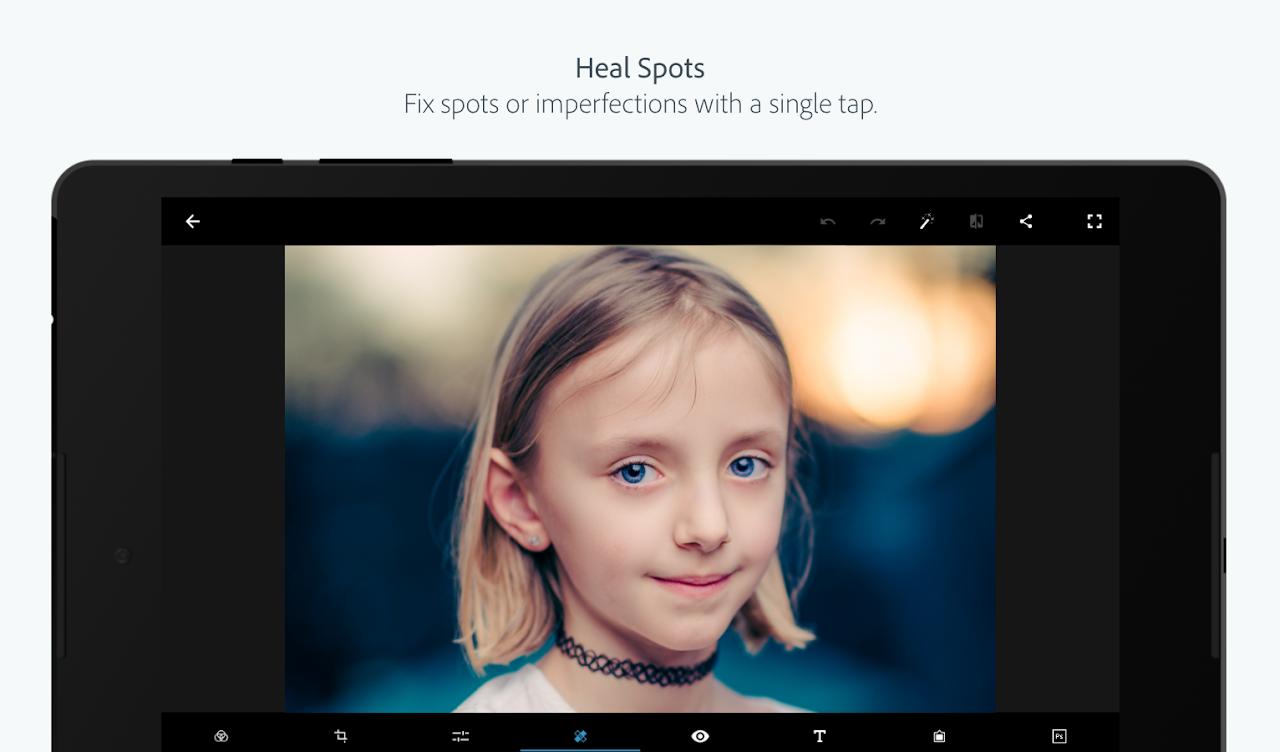 Adobe Photoshop Express:Photo Editor Collage Maker screenshot 15