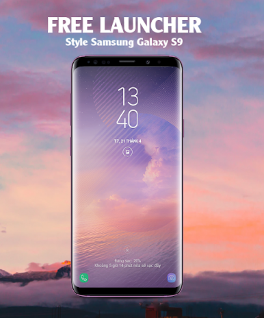 Super S9 Lancher : Galaxy S9+ Theme for Android 8 23