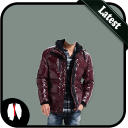 Man Fashion Jacket Photo Maker