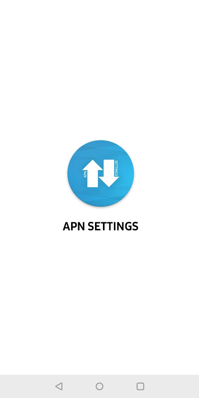 APN Settings screenshot 1